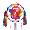 7TH BIRTHDAY BALLOON BLAST PINATA PARTY SUPPLIES