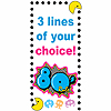 PERSONALIZED 80'S DOOR BANNER PARTY SUPPLIES