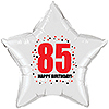 85TH BIRTHDAY STAR BALLOON PARTY SUPPLIES