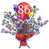 86TH BALLOON BLAST CENTERPIECE PARTY SUPPLIES