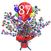 87TH BALLOON BLAST CENTERPIECE PARTY SUPPLIES