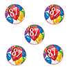 87TH BIRTHDAY BALLOON BLAST DECO FETTI PARTY SUPPLIES