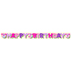 DISCONTINUED ABBY CADABBY JOINTED BANNER PARTY SUPPLIES