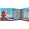 DISCONTINUED FIREFIGHTER INVITATION PARTY SUPPLIES