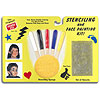STENCILLING & FACE PAINTING KIT PARTY SUPPLIES