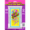 HAPPY BIRTHDAY DOOR BANNER PARTY SUPPLIES
