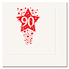 90TH - TIME TO CELEBRATE BEVERAGE NAPKIN PARTY SUPPLIES