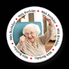 90TH BIRTHDAY PHOTO BUTTON PARTY SUPPLIES