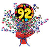 92ND BIRTHDAY BALLOON CENTERPIECE PARTY SUPPLIES