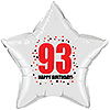 93RD BIRTHDAY STAR BALLOON PARTY SUPPLIES