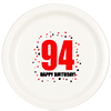 94TH BIRTHDAY DINNER PLATE 8-PKG PARTY SUPPLIES
