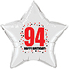 94TH BIRTHDAY STAR BALLOON PARTY SUPPLIES