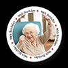 96TH BIRTHDAY PHOTO BUTTON PARTY SUPPLIES