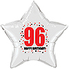 96TH BIRTHDAY STAR BALLOON PARTY SUPPLIES