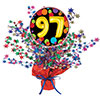 97TH BIRTHDAY BALLOON CENTERPIECE PARTY SUPPLIES