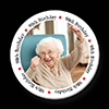 98TH BIRTHDAY PHOTO BUTTON PARTY SUPPLIES