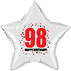 98TH BIRTHDAY STAR BALLOON PARTY SUPPLIES
