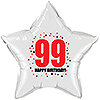 99TH BIRTHDAY STAR BALLOON PARTY SUPPLIES