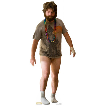 Click for larger picture of THE HANGOVER - ALAN GARNER PARTY SUPPLIES