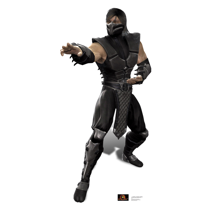 SMOKE (MORTAL KOMBAT) PARTY SUPPLIES