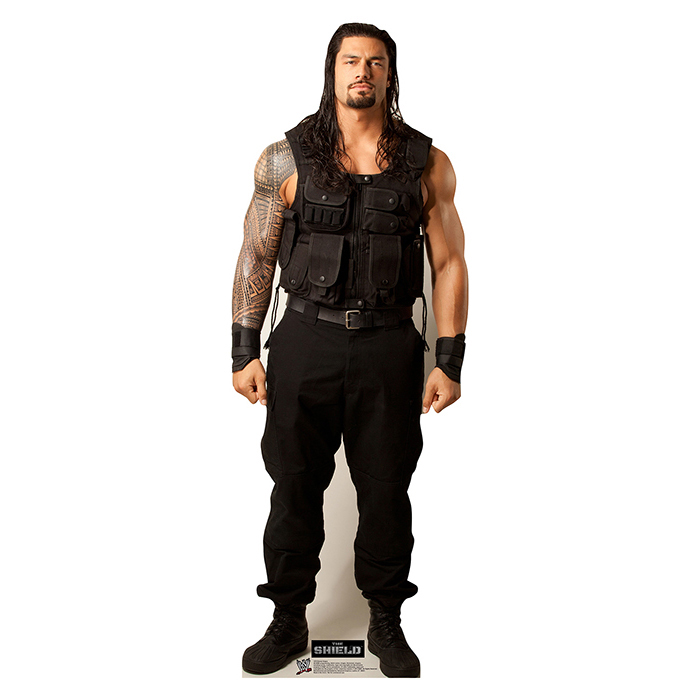 ROMAN REIGNS - WWE PARTY SUPPLIES
