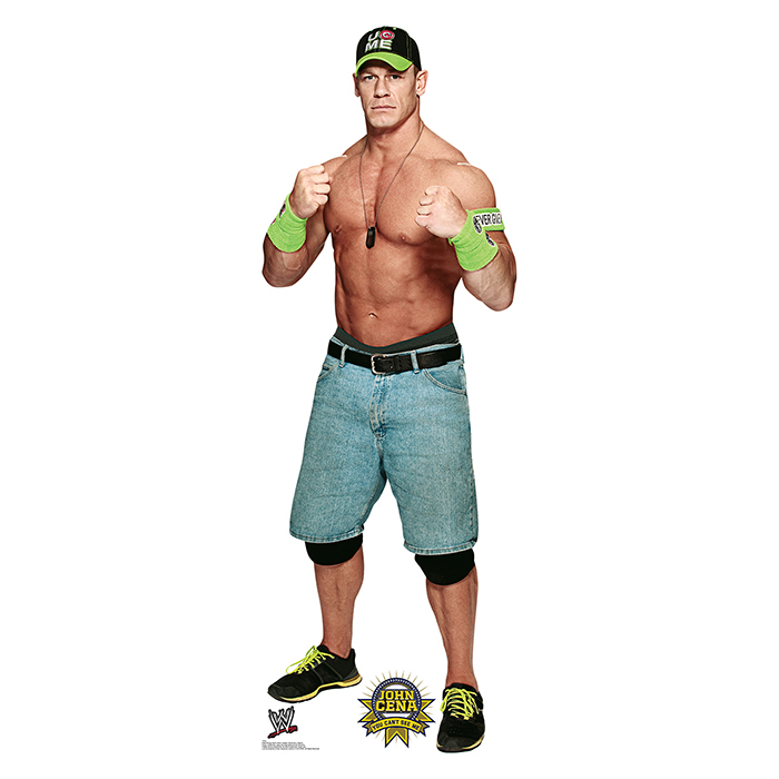 JOHN CENA - WWE PARTY SUPPLIES