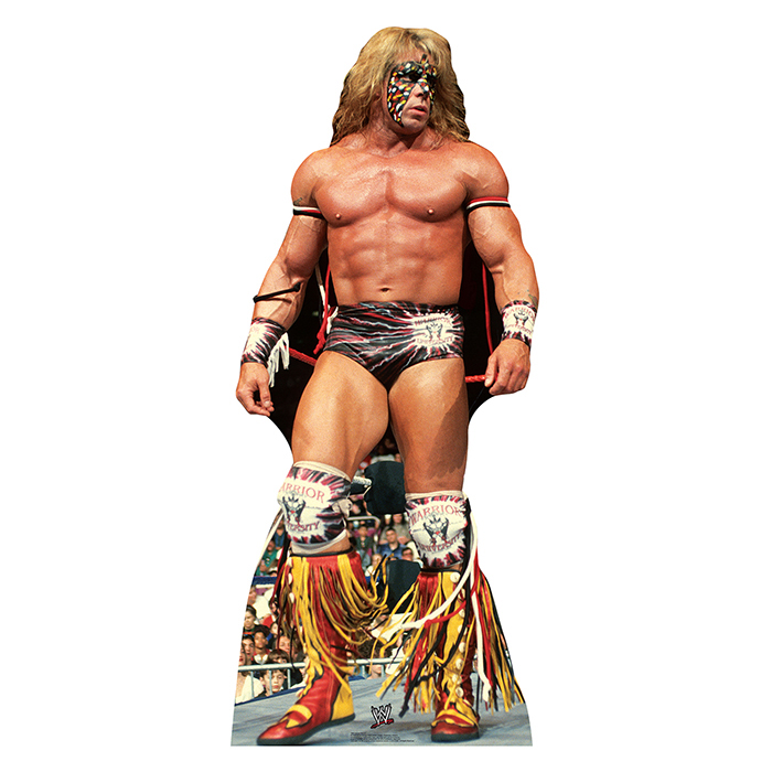 ULTIMATE WARRIOR - WWE PARTY SUPPLIES