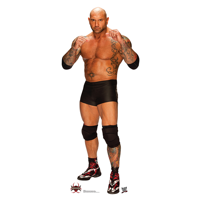 BATISTA - WWE PARTY SUPPLIES