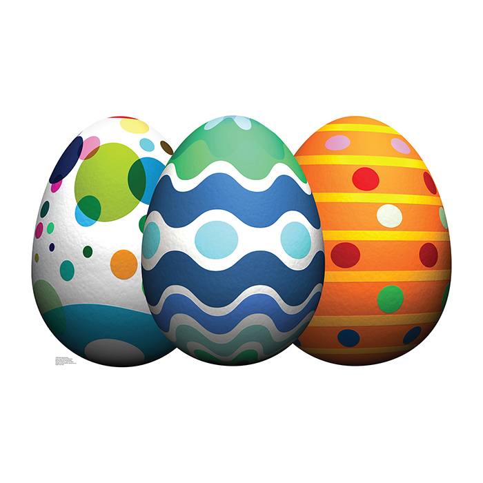 EASTER EGG GROUPING PARTY SUPPLIES