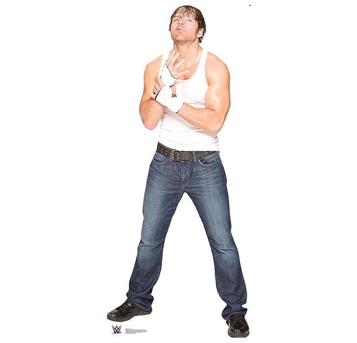 DEAN AMBROSE - WWE PARTY SUPPLIES