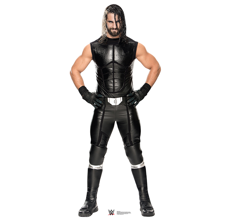 SETH ROLLINS - WWE PARTY SUPPLIES