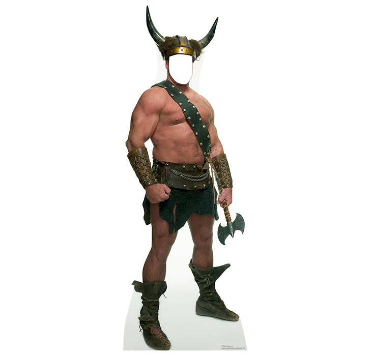 VIKING STANDIN PARTY SUPPLIES