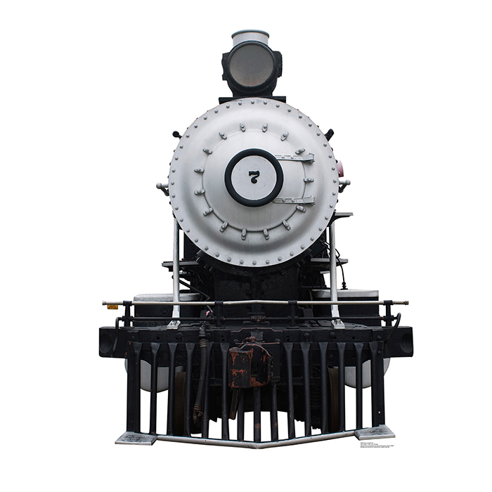 STEAM LOCOMOTIVE #7 PARTY SUPPLIES
