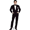 TONY CURTIS COLOR LIFE SIZE STANDUP PARTY SUPPLIES