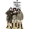 THREE STOOGES SAFARI STANDUP PARTY SUPPLIES