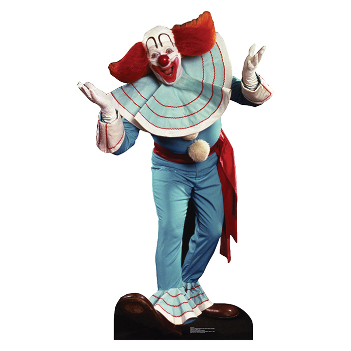 LARRY HARMON AS BOZO - LIMITED EDITION PARTY SUPPLIES