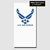 AIR FORCE DINNER CATER NAPKIN 16/PKG PARTY SUPPLIES