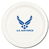 AIR FORCE DINNER PLATE (8/PKG) PARTY SUPPLIES
