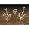 LAWN SKELETON GROUND BREAKER PARTY SUPPLIES
