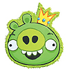 ANGRY BIRDS GREEN PIG PINATA PARTY SUPPLIES