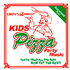 DISCONTINUED KIDS PIZZA PARTY MUSIC PARTY SUPPLIES
