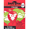 ANGRY BIRDS LATEX BALLOON PARTY SUPPLIES