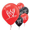 WWE LATEX BALLOONS PARTY SUPPLIES