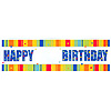 ADD AN AGE GIANT SIGN BANNER PARTY SUPPLIES