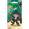 DISCONTINUED JAKE NL PIRATE JUMBO STICKR PARTY SUPPLIES
