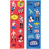 WWE STICKERS PARTY SUPPLIES