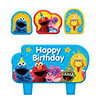 SESAME STREET CANDLE SET PARTY SUPPLIES