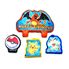 DISCONTINUED PIKACHU & FRND CANDLES PARTY SUPPLIES