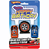 HOT WHEELS S.C. CAKE CANDLE (24/CS) PARTY SUPPLIES