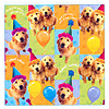 PUPPIES GIFT WRAP ROLL PARTY SUPPLIES